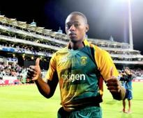 Rabada hits the record books for a six