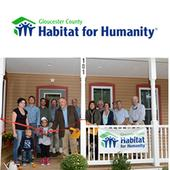 Egberts Insurance Agency and Gloucester County Habitat For Humanity Announce Charity Initiative to House Homeless Families July 14, 2016Egberts Insurance Agency, a family owned insurance firm providing coverage to business and residential clients througho
