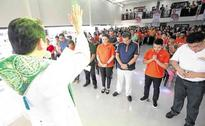 Eastern Visayas pols cross party lines to back national bets