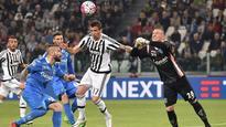 Mario Mandzukic lifts Juventus closer to title as Sassuolo win