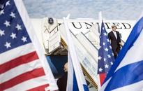 Kerry arrives in Israel to revive flailing peace talks