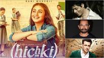 Hichki: Shah Rukh Khan, Aamir Khan and Salman Khan come together for Rani Mukerji's comeback film, watch videos