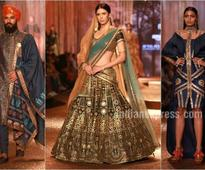 AIFW Grand Finale: JJ Valaya ends SS17 with three stunning collections