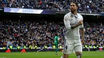 La Liga: Resurgent Ramos sinks Malaga as Real Madrid increase lead at top
