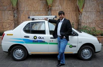 Ola's Mission Electric: 1 mn EVs on Indian roads by 2021