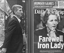 Global tributes for Thatcher