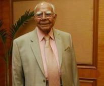 RJD ticket hasn't tainted black money crusade: Ram Jethmalani