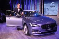 Volvo Cars Launches the much-awaited luxury sedan : Volvo S90