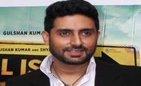 Abhishek not doing 'Aankhen 2', says father
