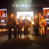 BD India Recognized Amongst the Best Healthcare Brands in the Country