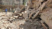 Man dies after Bhiwandi building collapsed