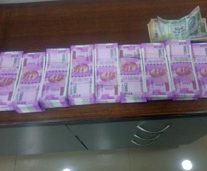 Rs 93 lakh in new notes seized by ED in K'taka, 7 middlemen arrested