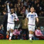 Lacazette fires Lyon previous Bordeaux