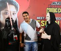The 4th Edition of Comic Con India Concludes in Hyderabad