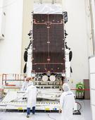 USAF receives sixth wideband global SATCOM satellite from Boeing
