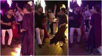 Dear Anushka Sharma, Virat Kohli is a better dancer than you, watch video