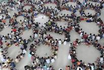 PICS: Muslims mark the start of Ramadan