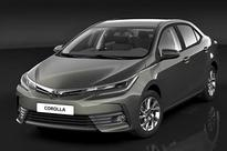 Toyota Corolla Facelift May Be Launched In India In 2017