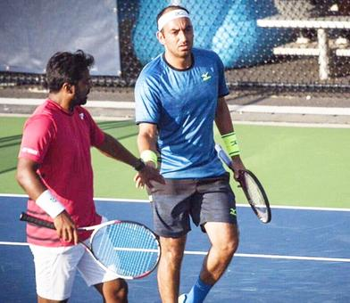 Sports Shorts: Paes-Raja lose in Round 1 at Delray Beach