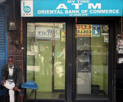 Rs 24.68 lakh cash found in box outside ATM in Vadodara