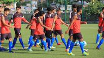 Indian colts looking for positive start against UAE