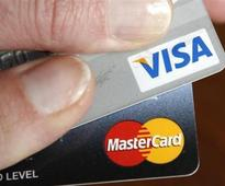 Visa, Mastercard ask U.S. court to declare card fees are lawful