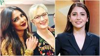 Here's what fan girls Priyanka Chopra and Anushka Sharma say about Meryl Streep