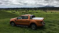 Volcanic 4WD adventure