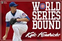 Dartmouth Alum Hendricks Pitches Cubs to First World Series in 71 Years