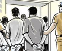 Five men held for mortgaging fake gold ornaments, cheating financiers of Rs 2 lakh