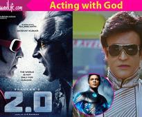 Shah Rukh Khan, Akshay Kumar, Hrithik Roshan  7 Bollywood actors who shared screen with Rajinikanth