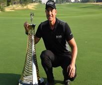 Henrik Stenson named European Tour Golfer of the Year