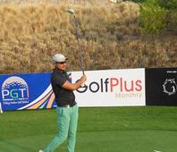 Pune Open: Mandeo leads second round of inaugural event