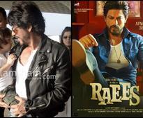 AbRam loves papa Shah Rukh Khan's RAEES look - News