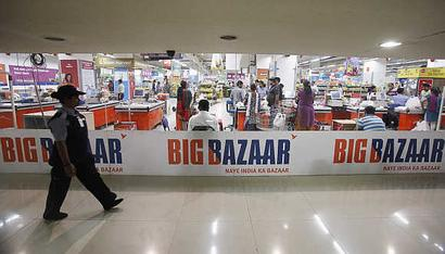 Lessons for retailers from Big Bazaar, Godrej