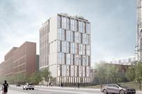 Consent for high-end flats across Manchester