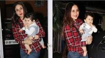 In pics: We cannot take our eyes off stylish Kareena Kapoor Khan and Taimur