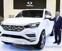 Ssangyong Motor Q3 net turns to black