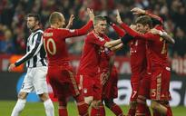 UEFA Champions League: Alaba, Muller score as Bayern Munich beat Juventus 2-0