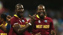 Gayle, Sammy, Bravo not in Windies squad for tri-nation series