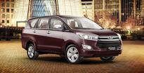 Toyota Innova Crysta sales cross 50,000 units in 6 months