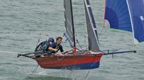 Champion crew win Canterbury Yachtie of the Year award after national title