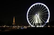 The Edit: Paris ferris wheel restaurant for one night only