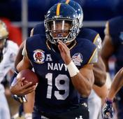 New policy eases Army, Navy, Air Force players path to the NFL