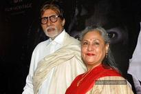 Royal Sunday for Amitabh and Jaya Bachchan in Rajasthan