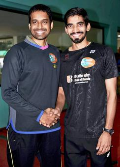 Srikanth speaks on his return from Aus Open Super Series title triumph