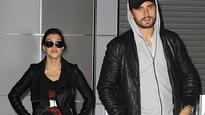 Scott Disick joins Kardashian family holiday on 'best behaviour'