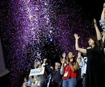 Billionaire Pinera easily wins Chile election