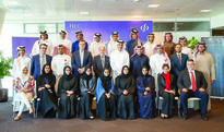 30 Qataris complete Youth Leadership Acceleration Programme