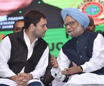 Modi govt deliberately weakening labour laws: Rahul